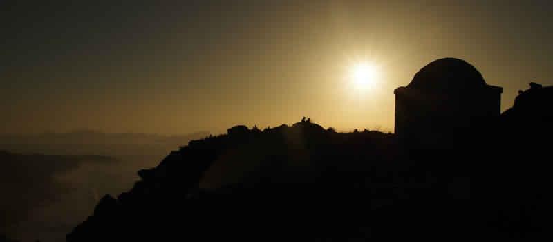 El monte Facho y el Castro Celta